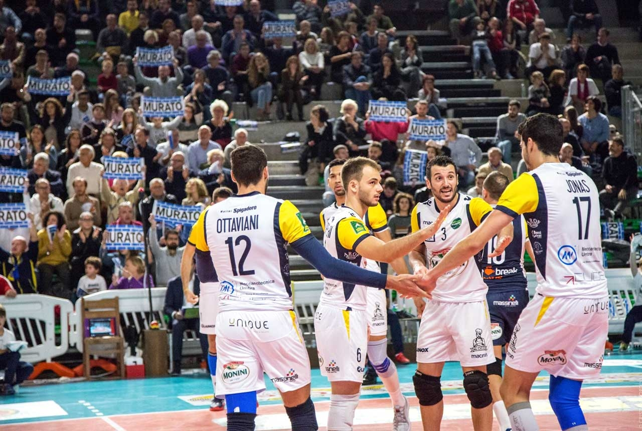 MONINI MARCONI VOLLEY